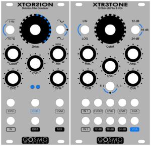 Qosmo Modular New Modules
